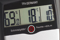 hygrometer test schimmel effektiv entfernen. Black Bedroom Furniture Sets. Home Design Ideas